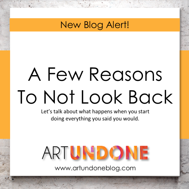 Living - A Few Reasons Not to Look Back